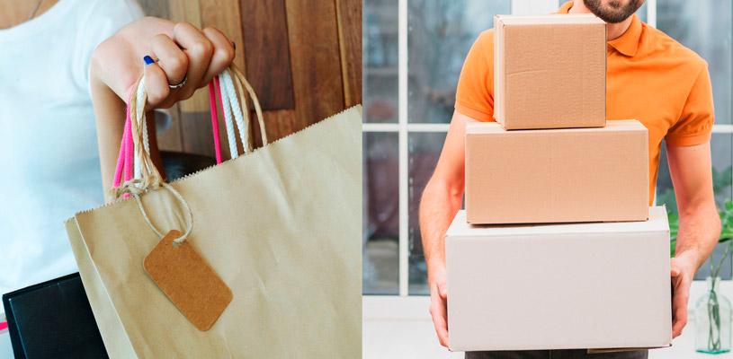 Servizi persone in citta acquisti consegne domicilio bottega di quartiere